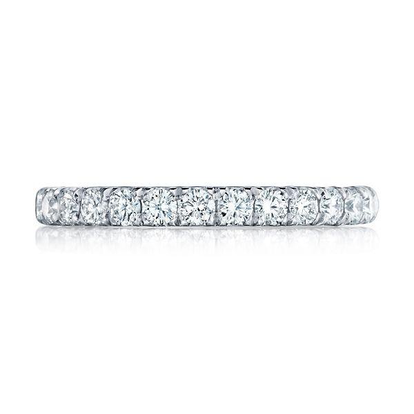 Tacori 18k White Gold Diamond Wedding Band 1/4 ct. tw.