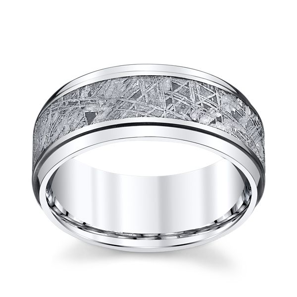 Lashbrook Cobalt 9 mm Wedding Band