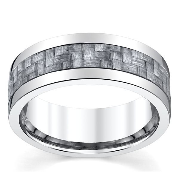 Lashbrook Titanium 8 mm Wedding Band