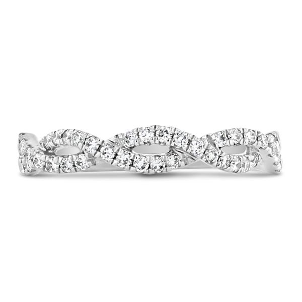 Platinum Diamond Wedding Band 1/4 ct. tw.