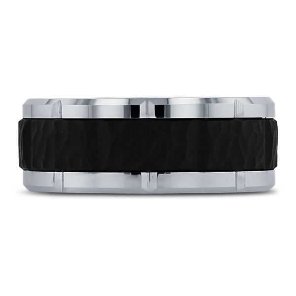 Tungsten 9 mm Wedding Band
