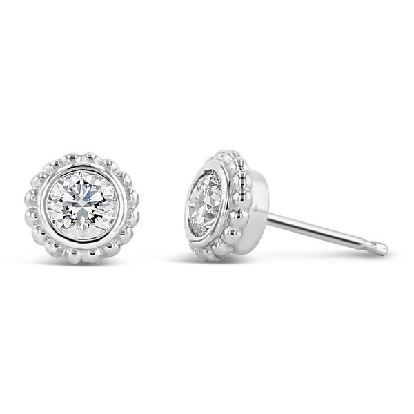 Forevermark 18k White Gold Earrings 1/2 ct. tw.
