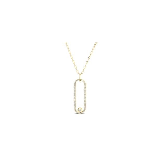 Michael M. 14k Yellow Gold Necklace 3/4 ct. tw.