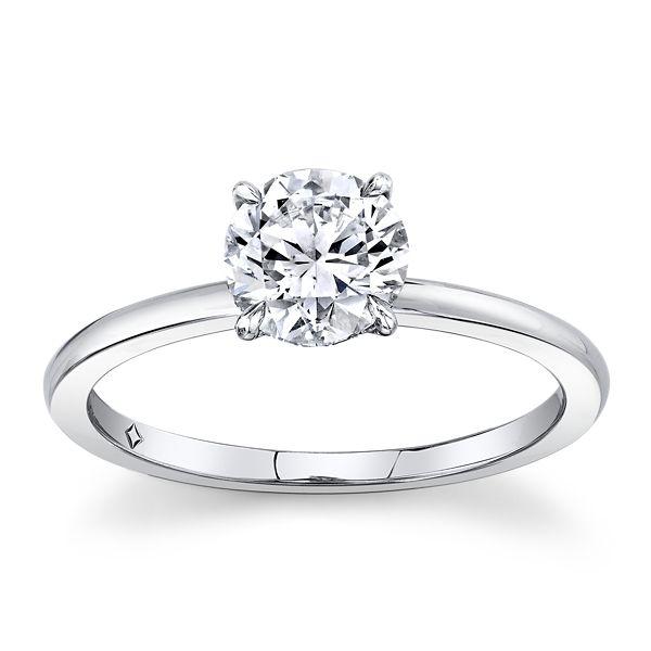 Forevermark Platinum Diamond Engagement Ring 1 ct. tw.