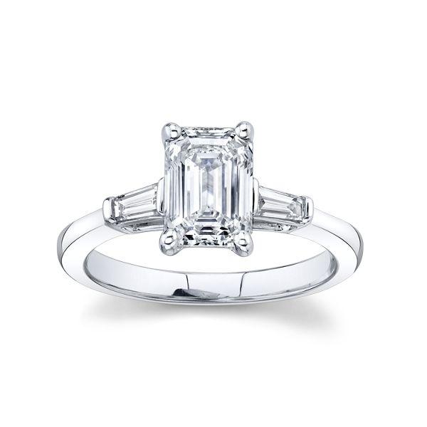 Eternalle Lab-Grown 14k White Gold Diamond Engagement Ring 1 3/4 ct. tw.
