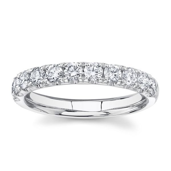 Eternalle Lab-Grown 14k White Gold Diamond Wedding Band 1 1/4 ct. tw.