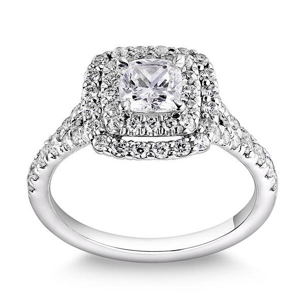 Eternalle Lab-Grown 14k White Gold Diamond Engagement Ring 1 1/3 ct. tw.