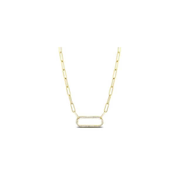 Michael M. 14k Yellow Gold Necklace 1/4 ct. tw.