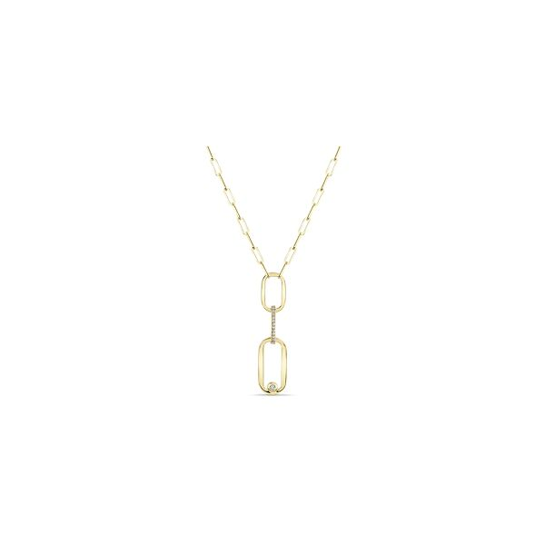 Michael M. 14k Yellow Gold Necklace 1/5 ct. tw.