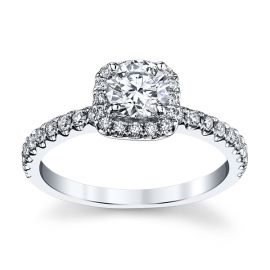 Eternalle Lab-Grown 14k White Gold Diamond Engagement Ring 1 ct. tw.