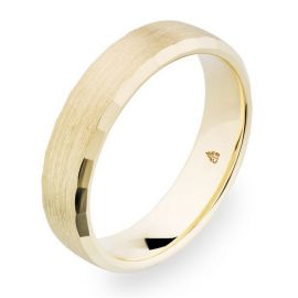 Christian Bauer 14k Yellow Gold 5.5 mm Wedding Band