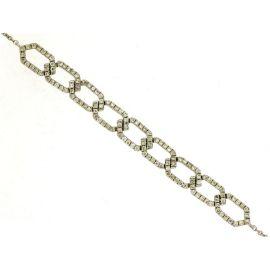 14k White Gold Bracelet 1/3 ct. tw.