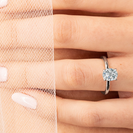 Platinum Engagement Rings and Wedding Bands