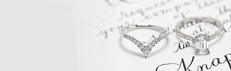 Weddings Rings and Vintage Inspired Rings