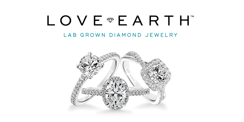 Love Earth Ring